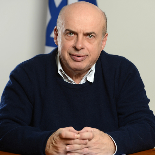 UJA Federation of New York >>  Natan Sharansky talks about resilience during the coronavirus outbreak.